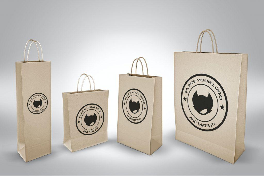 Tái sử dụng túi giấy 43 lần mới tốt cho môi trường